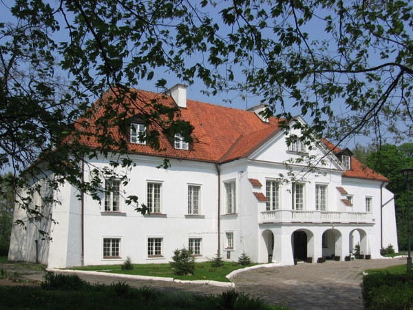manor house in Kalinowo