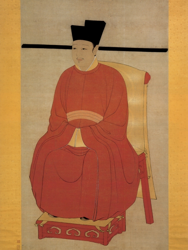 Portrait of Song Huizong